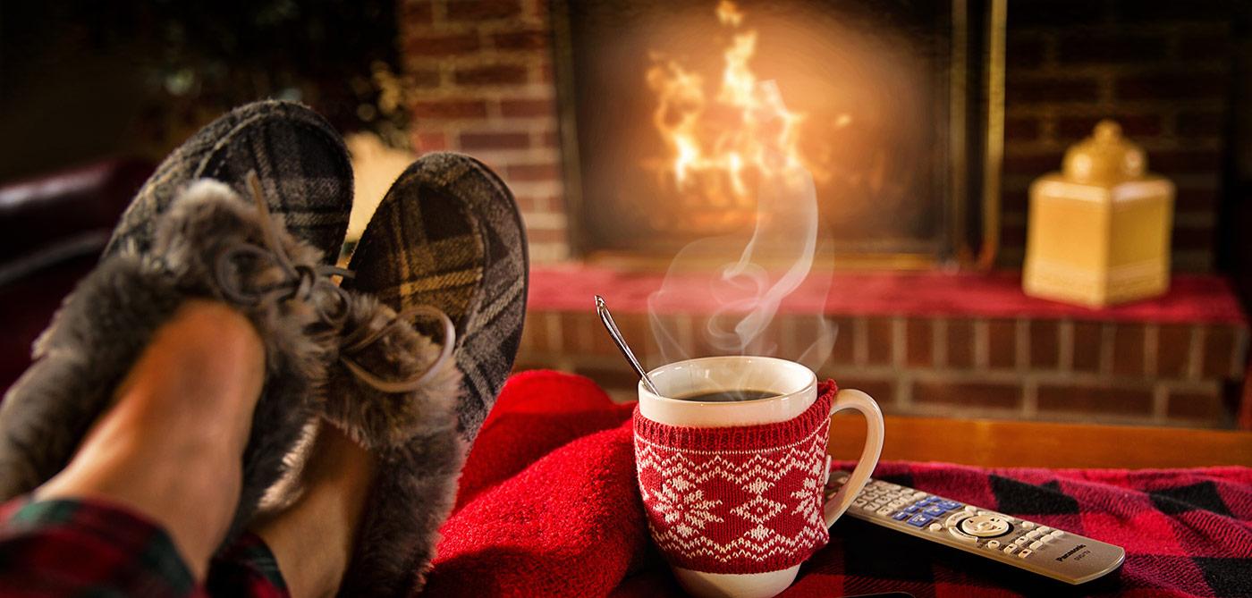 pantouffles café et foyer
