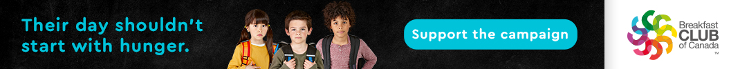 Multi-Prêts is a proud partner of the Breakfast Club for the Back-to-school Campaign